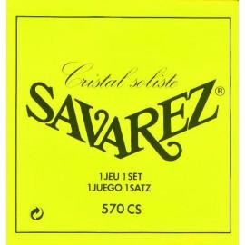 SAVAREZ CRISTAL SOLISTE  JEU 570CS