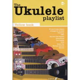UKULELE PLAYLIST YELLOW BOOK