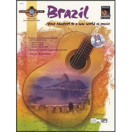 GUITAR ATLAS BRASIL + CD  20453