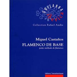 CASTANOS FLAMENCO DE BASE ET1904