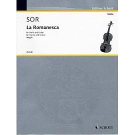 SOR LA ROMANESCA VLB48