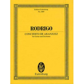 RODRIGO CONCERTO D'ARANJUEZ POCHE ETP1809