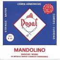 JEU MANDOLINE DOGAL FILET PLAT MARCHIO ROSSO