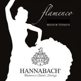HANNABACH FLAMENCO 4 RE MEDIUM 8274MT