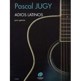 JUGY ADIOS LATINOS  C06806