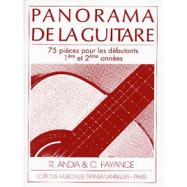 CD ANDIA/FAYANCE PANORAMA 1 ET1670D