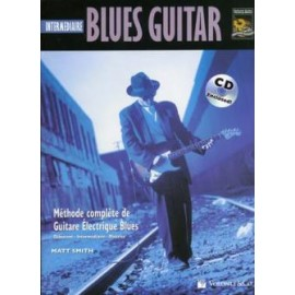 BLUES GUITAR INTERMEDIAIRE SMITH MB157 (PACK PARTITION+CD)