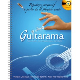 LE PETIT GUITARAMA (PACK PARTITION+CD)
