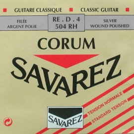 SAVAREZ CORUM ALLIANCE ROUGE POLI CORDE 4 RE 504RH
