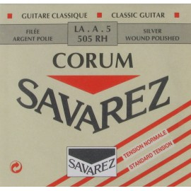 SAVAREZ CORUM ALLIANCE ROUGE POLI CORDE 5 LA 505RH