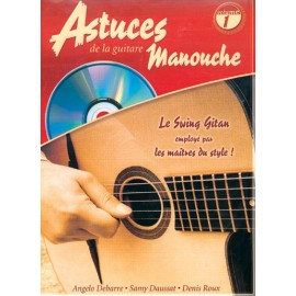 ROUX ASTUCES MANOUCHE 1 MF1918 (PACK PARTITION+CD)