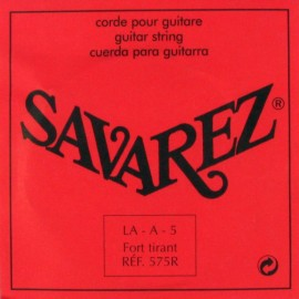 SAVAREZ CRISTAL ROUGE CORDE 5 LA 575R