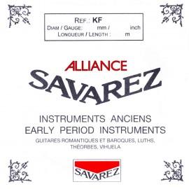 SAVAREZ ROMANTIQUE ALLIANCE CORDE 1 MI KF52/100