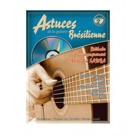 ROUX ASTUCES BRESILIENNE 2 MF917 (PACK PARTITION+CD)