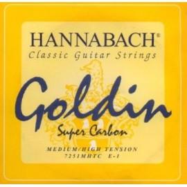 HANNABACH GOLDIN CARBONE 1 MI 7251MHTC