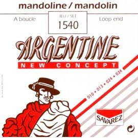 ARGENTINE MANDOLINE BOUCLE 10/34 JEU 1540