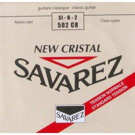 SAVAREZ NEW CRISTAL ROUGE CORDE 2 SI 502CR