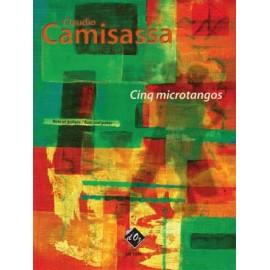 CAMISASSA CINQ MICROTANGOS FLÛTE GUITARE DZ1235