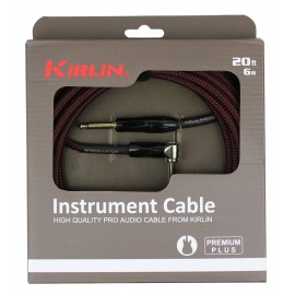 CABLE KIRLIN JACK/JACK COUDE 6M IWB202 6BR