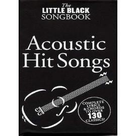 LITTLE BLACK SONGBOOK ACOUSTIC HIT SONGS