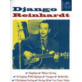 DJANGO REINHARDT GUITARE TAB + CD  100518