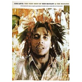 BOB MARLEY THE ONE LOVE VERY BEST OF TAB AM972279