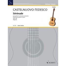 CASTELNUOVO TEDESCO SERENADE GA167