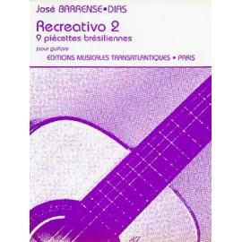 BARRENSE-DIAS RECREATIVO 2 ETR1936