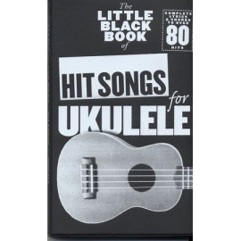 LITTLE BLACK BOOK HITS SONGS FOR UKULELE AM1006445