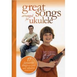 GREAT SONGS FOR UKULELE 17 SONGS