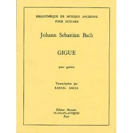 BACH GIGUE ET1393