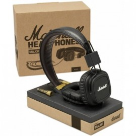 CASQUE AUDIO MARSHALL MAJOR NOIR