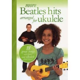 UKULELE BEATLES MORE 18 GREAT SONGS NO91245