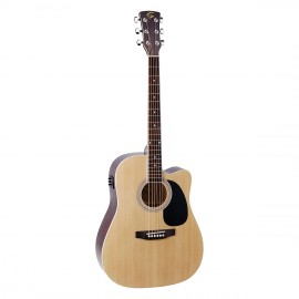 GUITARE YELLOWSTONE DREADNOUGHT CTW E/A DNCE-NT