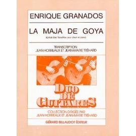 GRANADOS LA MAJA DE GOYA GB4528