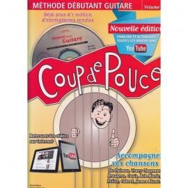 ROUX COUP DE POUCE DEBUTANT 1 MF910 (PACK PARTITION+CD)