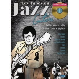 ROUX LES TUBES DU JAZZ GUITARE VOLUME 1  MF2380