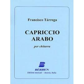 TARREGA CAPRICE ARABE BE1205