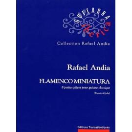 ANDIA FLAMENCO MINIATURA ETR1938