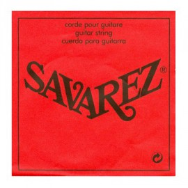 SAVAREZ OCTAVE INFERIEURE 65CM CORDE 4 RE LOW644R