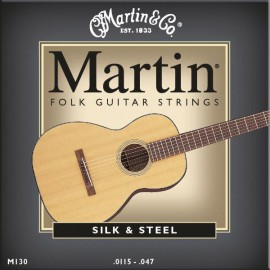 MARTIN SILK AND STEEL 115/47 JEU M130