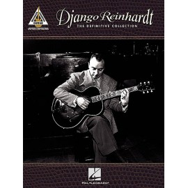 REINHARDT DEFINITIVE COLLECTION GUITAR TAB HL690511