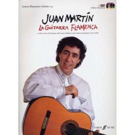 JUAN MARTIN LA GUITARRA FLAMENCA(PACK PARTION+DVD)