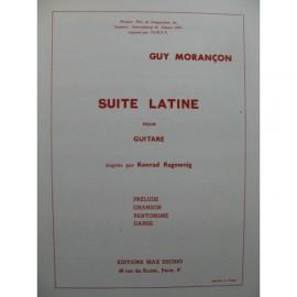 MORANCON SUITE LATINE  ME7644