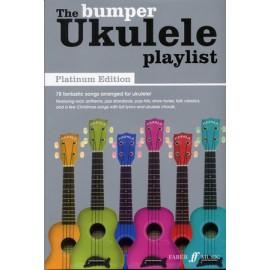 UKULELE PLAYLIST BUMPER PLATINIUM EDITION  FA539211