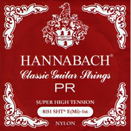 HANNABACH SILVER ROUGE SUPER HIGH 1MI 8151SHT