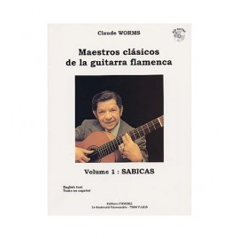 WORMS MAESTROS CLASICOS 1 SABICAS C6242 (PACK PARTITION+CD)