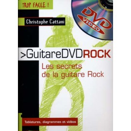 BOELL TROP FACILE ROCK (PACK PARTITION+DVD)