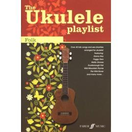 THE UKULELE PLAYLIST FOLK  FA538312