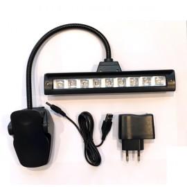 LAMPE ORCHESTRE BM6N ALIM USB PILE SECTEUR